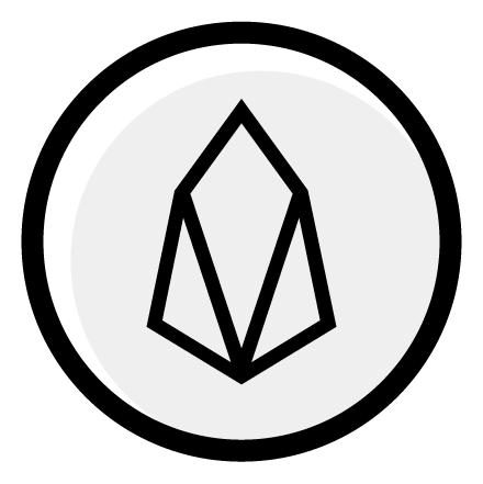 Eos EOS logo