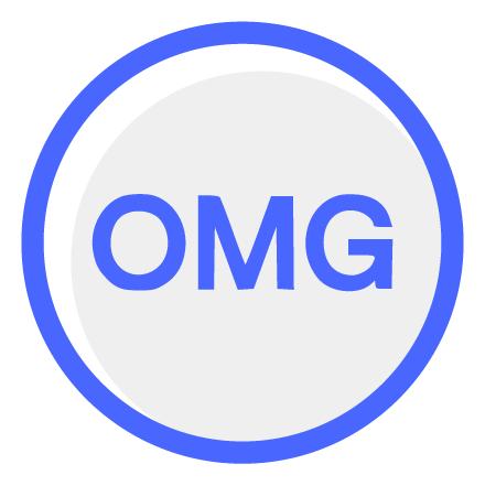 Omg Network Omise Go Omg logo