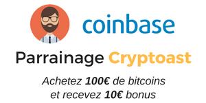 coinbase-parrainage-cryptoast-bitcoin-gratuit