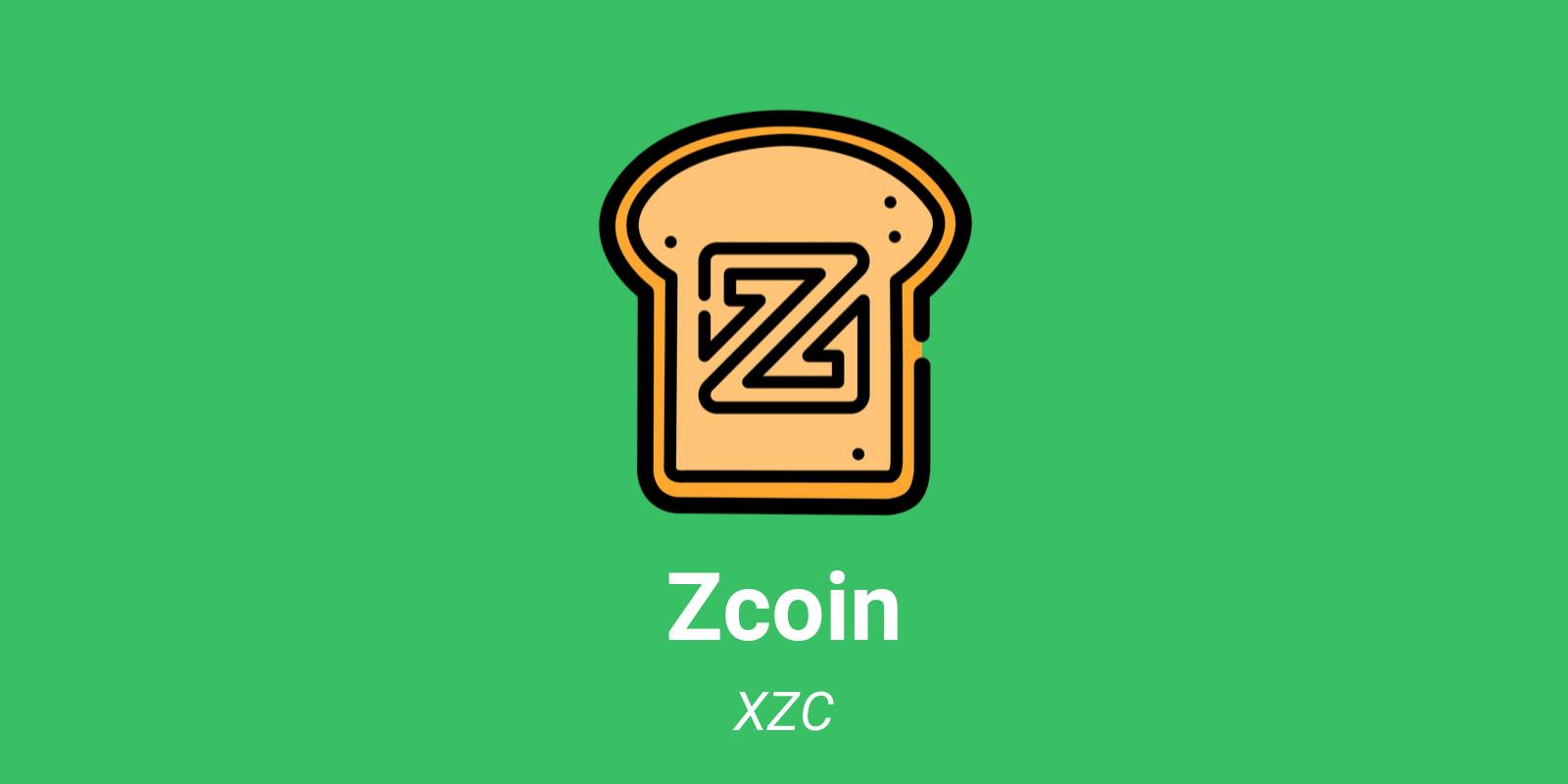 Crypto Zcoin (XZC)
