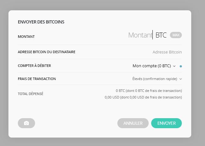 ledger-envoyer-bitcoin