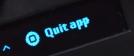 ledger-quit-app