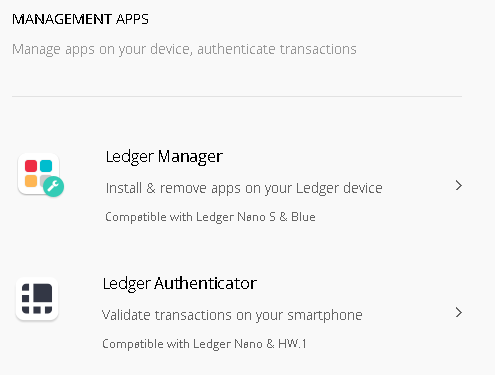 ledger-wallet-installer