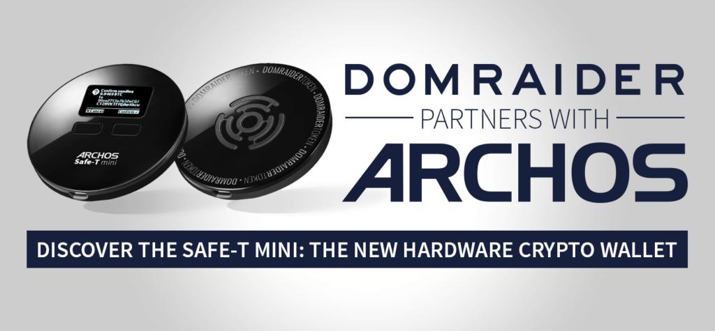 Kit de presse du partenariat Archos et Domraider
