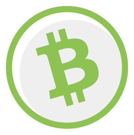 Bitcoin ash BCH logo
