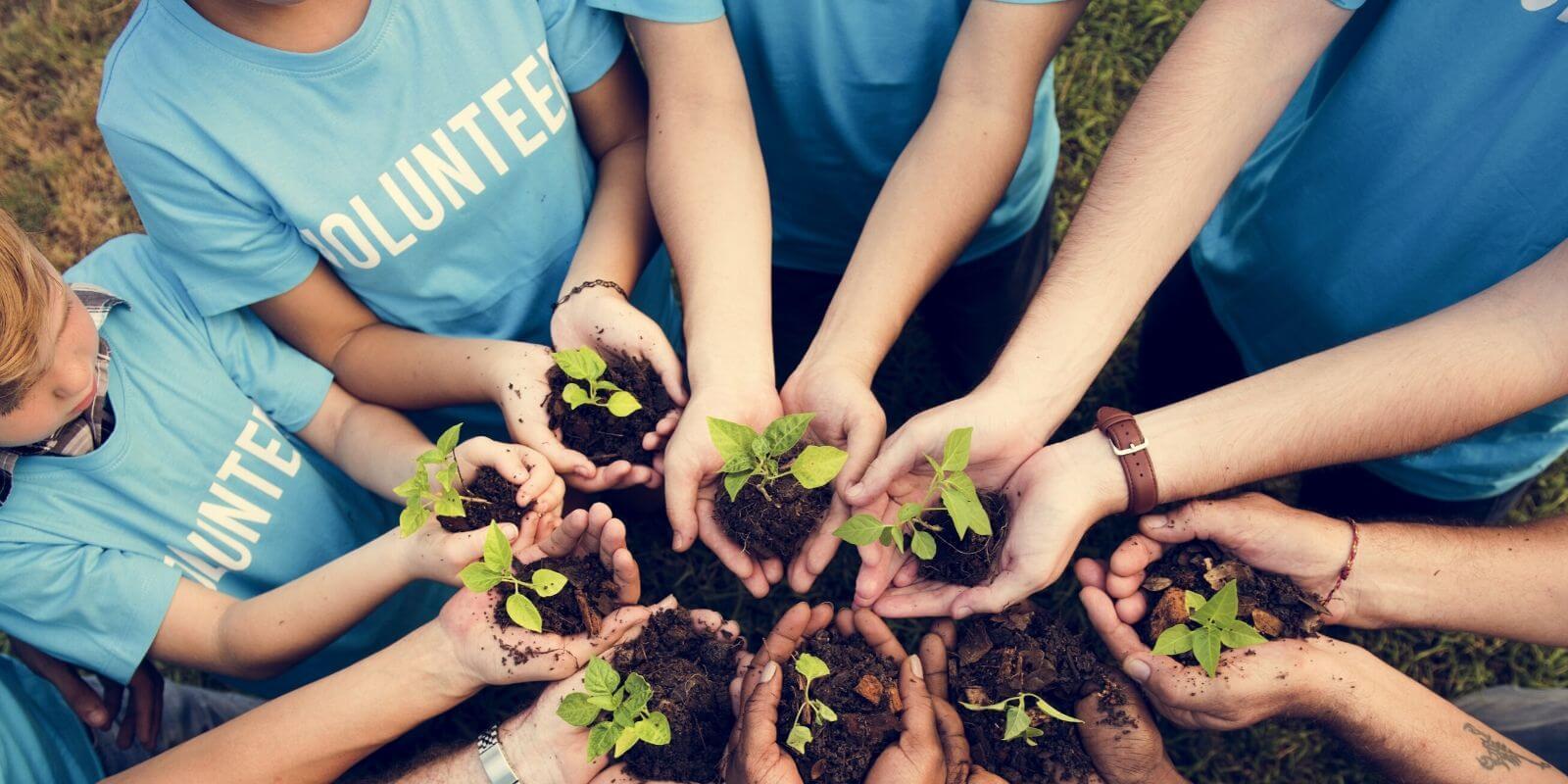 La blockchain au service de la charité et de l'environnement