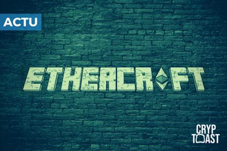 Ethercraft, le Zelda de l'ethereum