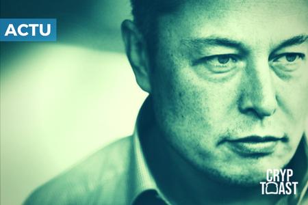 Elon Musk serait-il lui aussi un adepte des crypto-monnaies ?