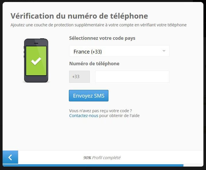 verification numéro de téléphone