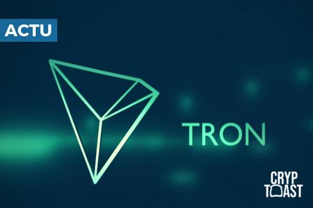 Qu'est-ce qui se cache derrière la croissance impressionnante de Tron ?