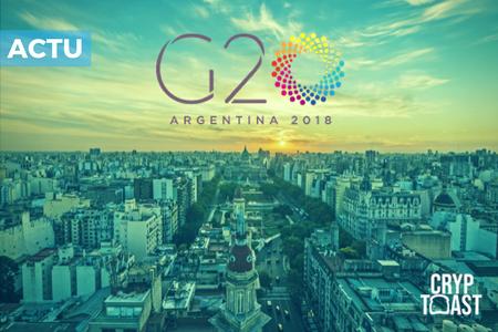 Le G20 s'oppose à une régulation des crypto-monnaies !
