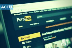 Pornhub acceptera les payements anonymes grâce à la cryptomonnaie Verge !