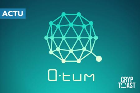 Qtum lance sa première application décentralisée