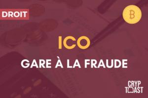 ICO : Gare à la fraude