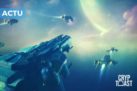 Beyond The Void, des tokens ERC20 dans un jeu vidéo