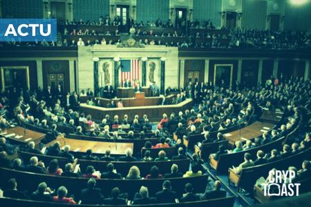 Un membre du Congrès des Etats-Unis soutient les crypto-monnaies