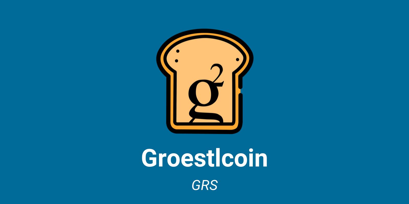 Crypto Groestlcoin (GRS)