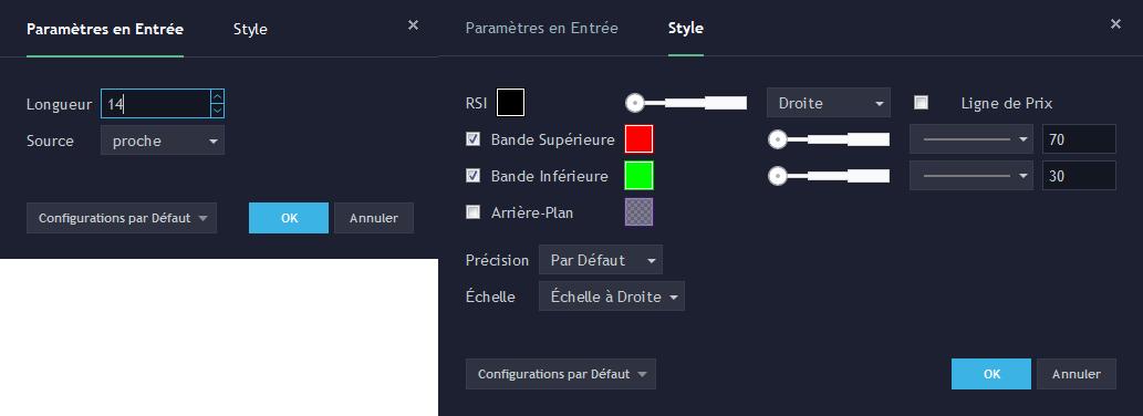 rsi-crypto-parametre