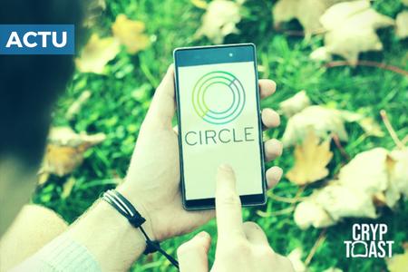 Comment se passera le listing des tokens sur Circle ?