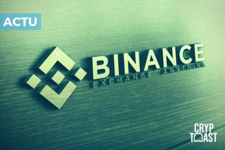 Binance liste encore des nouvelles crypto-monnaies