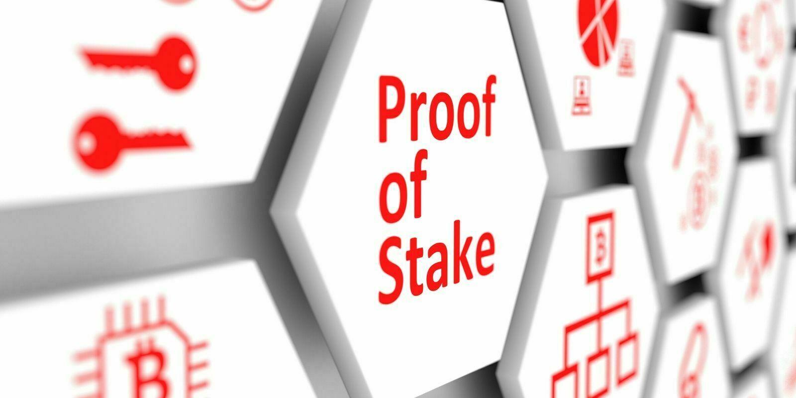 preuve d'enjeu pos proof of stake