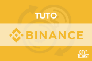 Tutoriel Binance