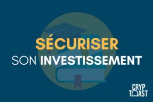 Comment sécuriser et stocker ses crypto-monnaies ?