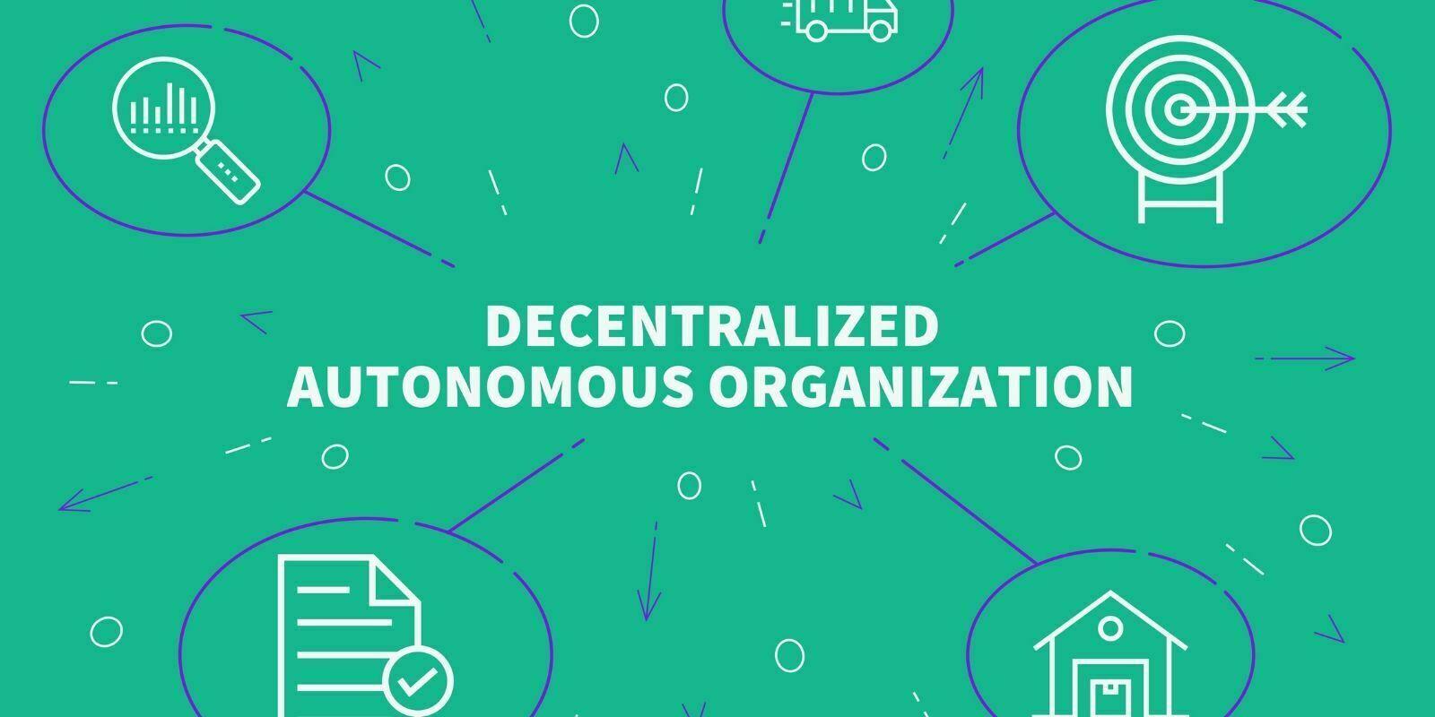 DAO ou organisation décentralisée dans la blockchain et les cryptomonnaies
