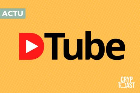 DTube le YouTube décentralisé utilisant la Blockchain