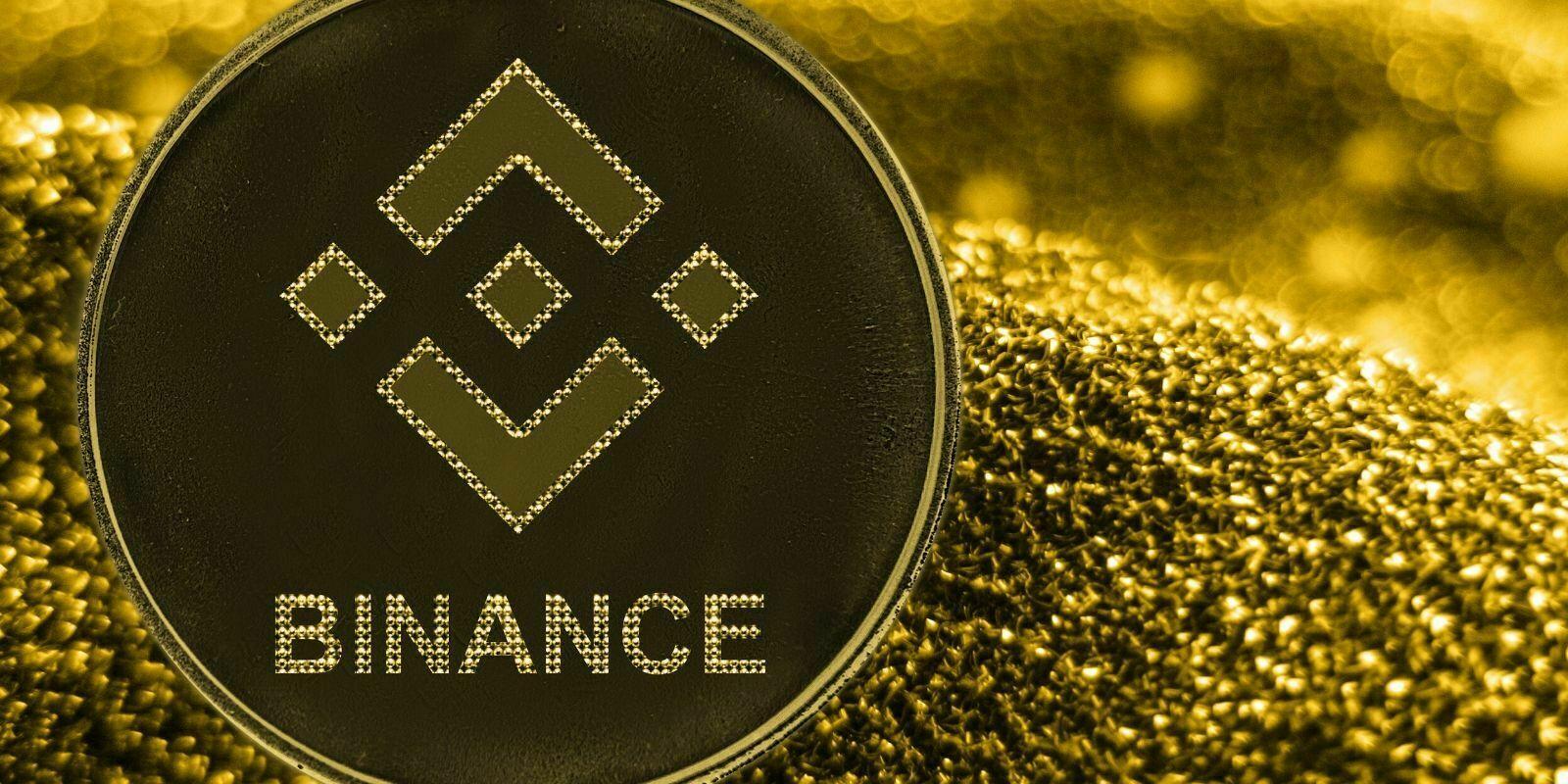 plateforme d'échange de crypto-monnaies binance