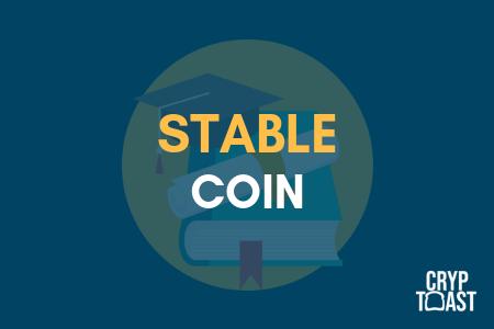 Qu'est-ce qu'un stable coin ?