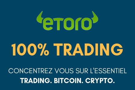 Etoro, le site pour trader le bitcoin et les crypto-monnaies !