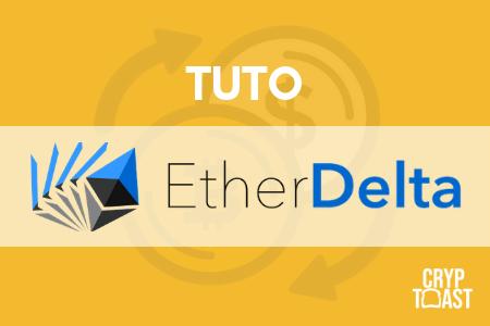 Tutoriel EtherDelta