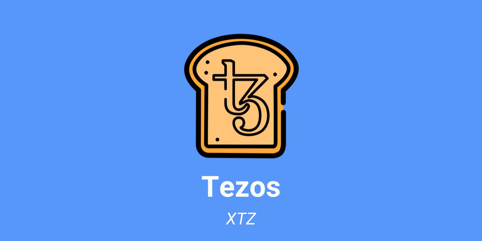 Tezos XTZ
