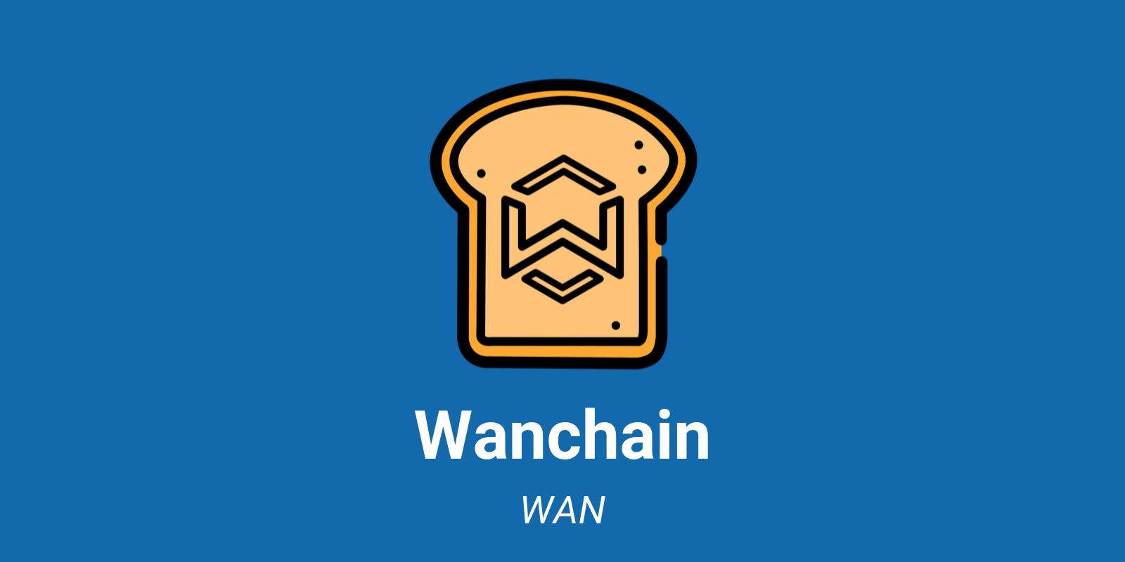 Crypto Wanchain (WAN)