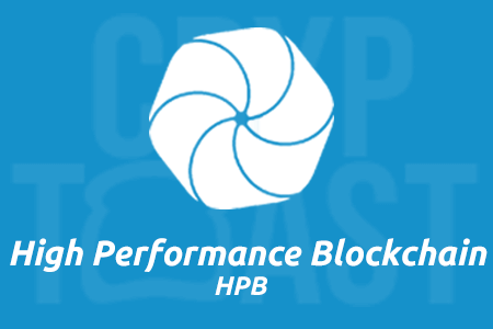 HPB - High Performance Blockchain