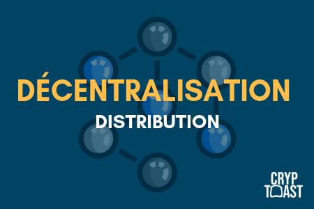 explication de la décentralisation et ses différences avec la distribution