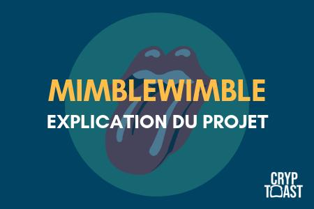 mimblewimble explication et définition