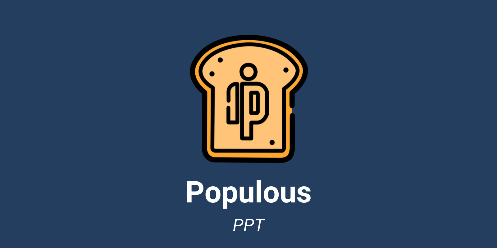 Crypto Populous (PPT)