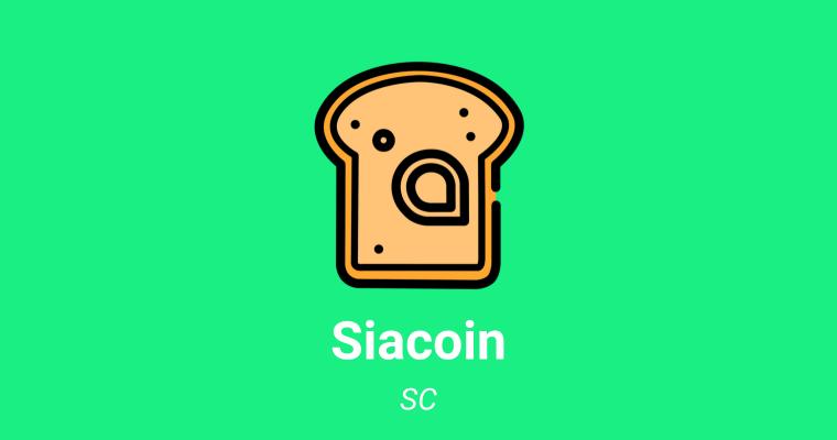 Qu'est-ce que le Siacoin (SC) et comment en acheter ?