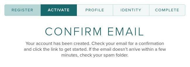 Courriel de confirmation