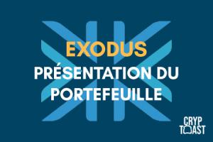 Présentation du portefeuille Exodus