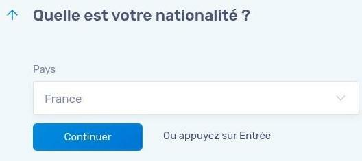 Nationalité