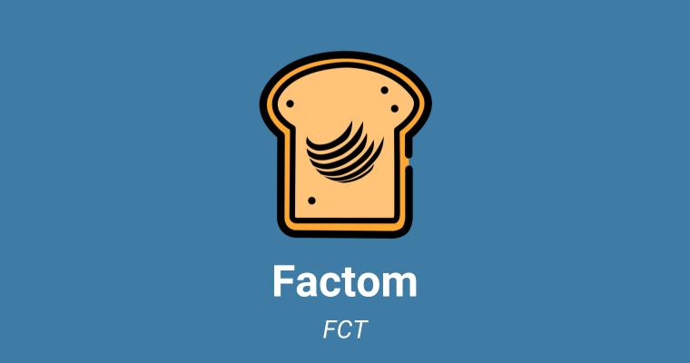 Qu'est-ce que le Factom (FCT) et comment en acheter ?