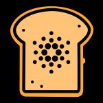 Crypto ADA Cardano Logo Cryptoast