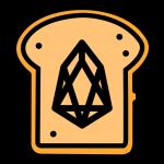 Crypto EOS Logo Cryptoast