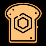 Crypto ChainLink (LINK) - Logo Cryptoast