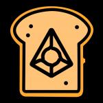Crypto Augur (REP) - Logo Cryptoast