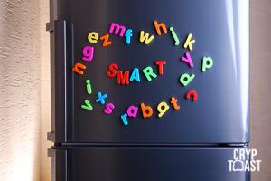 Bosch a présenté un réfrigérateur blockchain