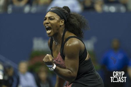 Serena Williams a investi dans Coinbase
